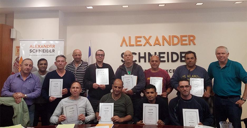 Liebert iCOM certification training seminar to HVAC